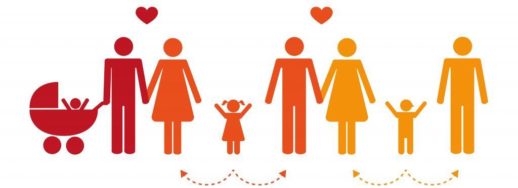 systemische Familientherapie Patchwork