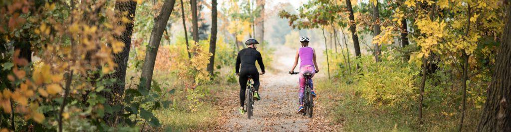 systemische Paartherapie Fahrradfahrer