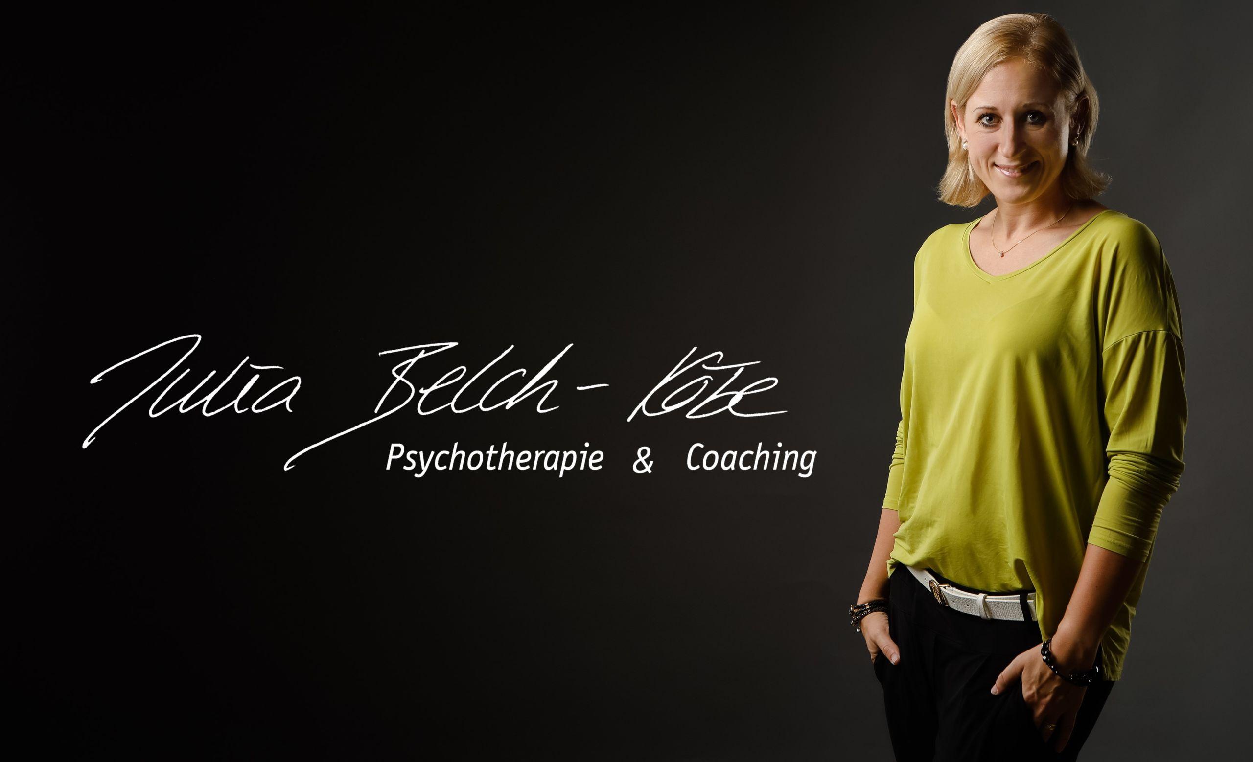 Psychotherapie & Coaching Julia Belch-Köbe